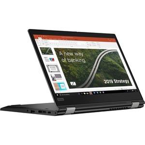 "Lenovo ThinkPad L13 Yoga Gen 2 20VK000YMZ 33.8 cm (13.3"") Touchscreen 2 in 1 Notebook - Full HD - 1920 x 1080 - Intel Core"