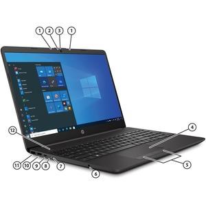 "HP 255 G8 39.6 cm (15.6"") Notebook - Full HD - 1920 x 1080 - AMD Ryzen 3 3250U Dual-core (2 Core) 2.60 GHz - 8 GB RAM - 25"