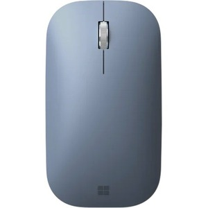 Microsoft Surface Mobile Mouse - Bluetooth - BlueTrack - Ice Blue - Wireless - 2.40 GHz - Scroll Wheel