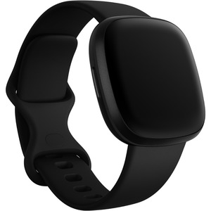 Fitbit Infinity Smartwatch Band - Black - Silicone