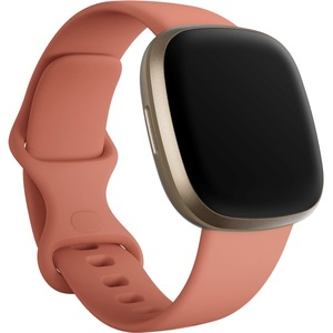 Fitbit Infinity Smartwatch Band - Pink Clay - Silicone