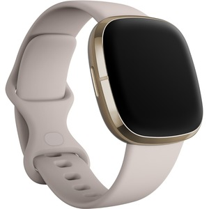 Fitbit Infinity Smartwatch Band - Lunar White - Silicone