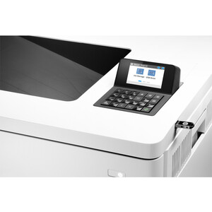 Color LaserJet Enterprise M554dn Printer series
