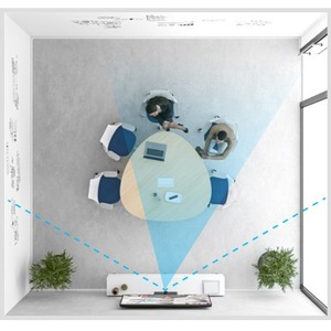 MeetUp - All-in-one conferencecam with an ultra-wide lens for small rooms