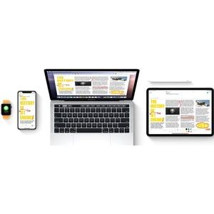 "Apple MacBook Pro MWP72X/A 33.8 cm (13.3"") Notebook - WQXGA - 2560 x 1600 - Intel Core i5 10th Gen Quad-core (4 Core) 2 GH"