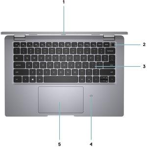 "Dell Latitude 5320 13.3"" - Full HD 1920 x 1080 - i5-1135G7 2.40 GHz - 8 GB RAM - 256GB SSD - Titan Gray - Windows 10 Pro -"