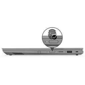"""Lenovo ThinkBook 14s Yoga ITL 20WE0002HV 35.6 cm (14"""") Touchscreen 2 in 1 Notebook - Full HD - 1920 x 1080 - Intel Core i5"""