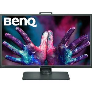 "Monitor LCD BenQ PD3200Q 81,3 cm (32"") WQHD LED - 16:9 - Grigio - 812,80 mm Class - Vertical Alignment (VA) - 2560 x 1440"
