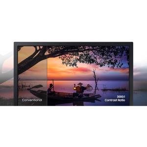 """Monitor 24"""" serie Flat S31A (16:9), Pannello VA, Lumin 200 cd/m2, Contr. 3000:1, Mega Contr. Dinamico, Risoluzione 1920x10"""
