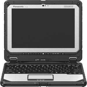"Panasonic Toughbook CF-20 CF-20GV001TG 25.7 cm (10.1"") Touchscreen 2 in 1 Notebook - 1920 x 1200 - Intel Core i5 (7th Gen)"