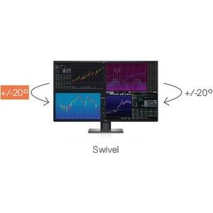 "Dell UltraSharp U4320Q 108 cm (42.5"") 4K UHD LED LCD Monitor - 16:9 - 1092.20 mm Class - In-plane Switching (IPS) Technolo"