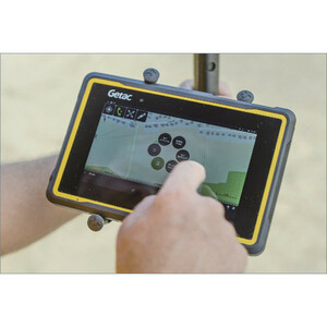 """Getac ZX70 G2 Tablet - 17.8 cm (7"""") - Octa-core (8 Core) 1.95 GHz - 4 GB RAM - 64 GB Storage - Android 9.0 Pie - 4G - Qual"""