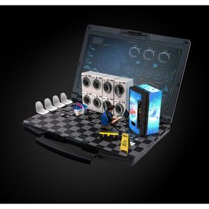 "Panasonic Toughbook FZ-55 FZ-55A-009T4 35.6 cm (14"") Notebook - 1366 x 768 - Intel Core i5 (8th Gen) i5-8365U 1.60 GHz - 8"