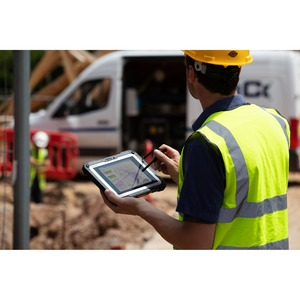 "Panasonic Toughbook FZ-G2AZ00HT4 Rugged Tablet - 25.7 cm (10.1"") WUXGA - Core i5 10th Gen i5-10310U Quad-core (4 Core) 1.7"