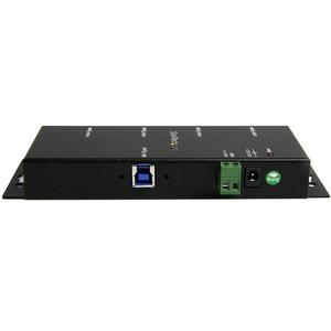 StarTech.com Resistente hub USB 3.0 per settore industriale a 4 porte predisposto per il montaggio - 4 Total USB Port(s) -