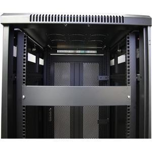StarTech.com Pannello cieco 2U per rack 19'' e armadi server - SPCC - 2U Rack Height - 1 Confezione - 87,9 mm Altezza