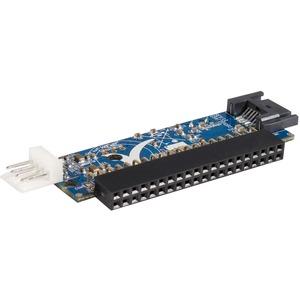 StarTech.com Adattatore convertitore femmina 40 pin, IDE a SATA - 1 x IDE Femmina, 1 x SP4 Maschio - 1 x Maschio SATA