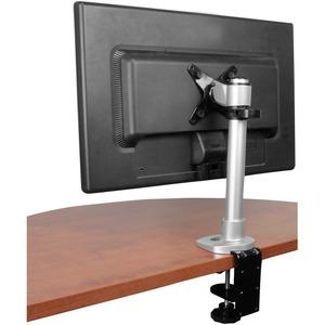StarTech.com Supporto per Monitor con altezza regolabile - Braccio porta Monitor LCD LED con gancio per gestione cavi - Sì