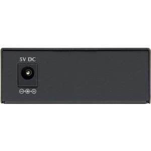 StarTech.com Gigabit Ethernet Fiber Media Converter with Open SFP Slot - Supports 10/100/1000 Networks - Copper to Fiber M