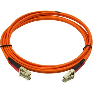 StarTech.com 2 m Fibre Optic Network Cable for Network Device - First End: 2 x LC Male Network - Second End: 2 x LC Male N