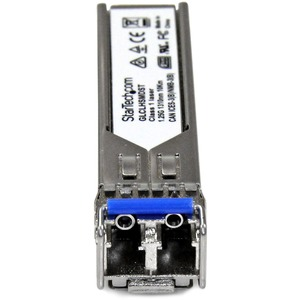 StarTech.com Cisco GLC-LH-SMD Compatible SFP Module - 1000BASE-LX/LH - 1GE Gigabit Ethernet 1GbE Single Mode Fiber SMF Opt