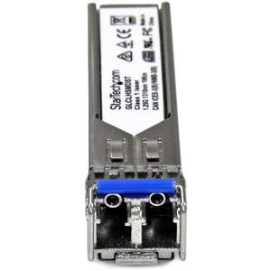StarTech.com Cisco GLC-LH-SMD Compatible - 10G Cisco SFP - SFP Transceiver Module - LC Fiber - SM/MM - SFP Module - 1000Ba