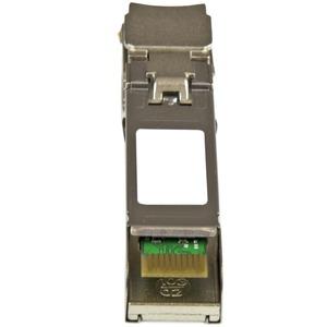 StarTech.com HPE 453154-B21 Compatible SFP Module - 1000BASE-T - 1GE Gigabit Ethernet SFP SFP to RJ45 Cat6/Cat5e - 100m -