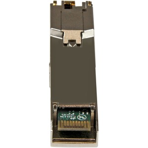StarTech.com Cisco Meraki MA-SFP-1GB-TX Compatible SFP Module - 10BASE-T - 10/100/1000 Mbps SFP to RJ45 Cat6/Cat5e Transce