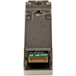 StarTech.com HPE AJ717A Compatible SFP+ Module - 8G Fiber Channel WW - 8GE Gigiabit Ethernet SFP+ 8GbE Single Mode Fiber T