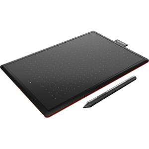 Wacom One by Graphics Tablet - 2540 lpi - Cable - 216 mm x 135 mm Active Area - 2048 Pressure Level - Pen - Mac, PC