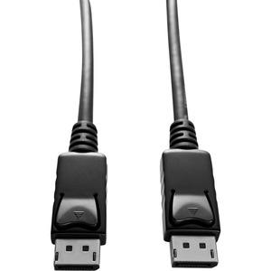 V7 V7DP2DP-6FT-BLK-1E 2 m DisplayPort A/V Cable for Audio/Video Device - First End: 1 x DisplayPort Male Digital Audio/Vid