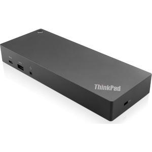 Lenovo ThinkPad 40AF USB Type C Docking Station for Notebook - 135 W - 6 x USB Ports - 2 x USB 2.0 - Network (RJ-45) - HDM