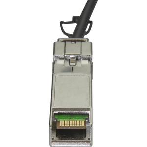StarTech.com 1 m Twinaxial Network Cable for Network Device, Switch, Server - 1 - First End: 1 x SFP+ Male Network - Secon