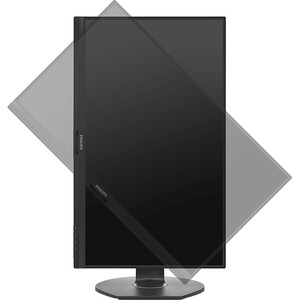 "Philips B-Line 272B7QUPBEB 68.6 cm (27"") WQHD WLED LCD Monitor - 16:9 - Textured Black - 685.80 mm Class - 2560 x 1440 - 1"