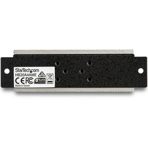 StarTech.com USB Hub - USB Type A - External - TAA Compliant - 4 Total USB Port(s) - 4 USB 2.0 Port(s)