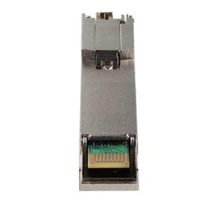 StarTech.com Módulo Transceptor SFP+ Compatible con HP 813874-B21 - 10GBASE-T - Para Redes de datos - Par trenzadoEthernet
