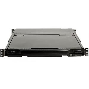 """StarTech.com Consola KVM HD de 17"""" para Rack - de Riel Doble - Incluye Cables y Brackets de Montaje - DVI y VGA - LCD de M"""