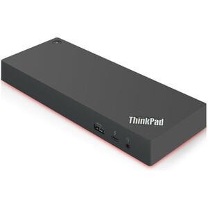 Lenovo USB Type C Docking Station for Notebook - 135 W - USB Type-C - Thunderbolt - Wired
