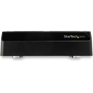 "4-Bay SATA SSD/HDD Docking Station - External USB 3.1 (10Gbps) SATA SS/HDD Dock for 2.5""/3.5"" SSDs/HDDs (SDOCK4U313)"