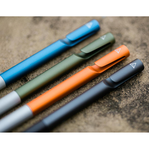 Adonit Mini 4 Stylus - Capacitive Touchscreen Type Supported - Metal - Royal Blue - Smartphone, Mobile Phone Device Supported