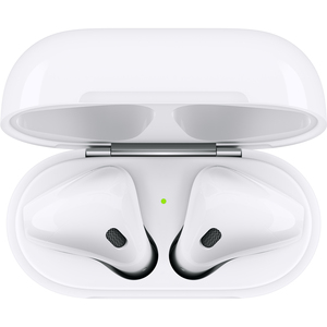 Apple AirPods with Charging Case - Stereo - Wireless - Bluetooth - Earbud - Binaural - In-ear
