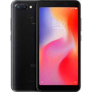 """MI Redmi 6 32 GB Smartphone - 13.8 cm (5.5"""") LCD 720 x 1440 - Cortex A53Octa-core (8 Core) 2 GHz - 3 GB RAM - Android 8.1"""
