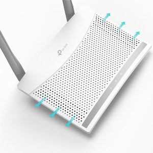 Router inalámbrico TP-Link TL-WR820N - IEEE 802.11n - Ethernet - 2.40GHz Banda ISM(2 x Externo) - 37.50MB/s Velocidad Inal