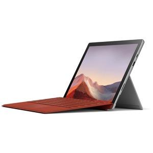 "Microsoft Surface Pro 7 Tablet - 12.3"" - Intel Core i7 10th Gen - 16 GB RAM - 256 GB SSD - Windows 10 Pro - Platinum - mic"
