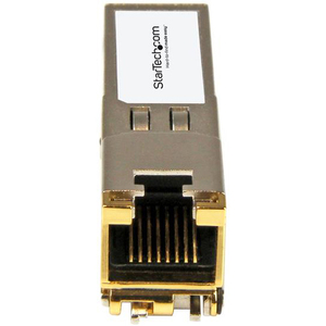 StarTech.com Transceptor SFP RJ-45 - Extreme Networks 10050 - Para Redes de datos - Par trenzadoGigabit Ethernet - 1000Bas