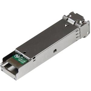 StarTech.com Transceptor SFP+ LC - HP J9151A - Para Redes Ópticas, Redes de datos - Fibra Óptica - Unimodal - Gigabit Ethe