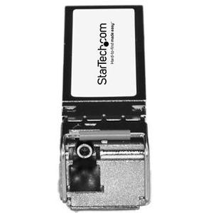 StarTech.com Cisco SFP-10G-BX-U-60 Compatible SFP+ Module - 10GBASE-BX - 10 GbE Gigabit Ethernet BiDi Single Mode Fiber (S