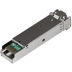 StarTech.com 10051-ST SFP (mini-GBIC) - 1 LC 1000Base-SX Network - For Optical Network, Data Networking - Optical FiberGig