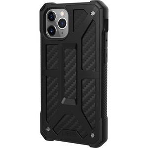 Urban Armor Gear Monarch Case for Apple iPhone 11 Pro Smartphone - Carbon Fiber - Drop Resistant, Shock Resistant, Impact