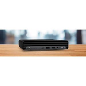 HP Business Desktop ProDesk 600 G6 Desktop Computer - Intel Core i5 10th Gen i5-10500T Hexa-core (6 Core) 2.30 GHz - 8 GB